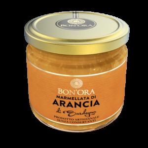 Marmellata di Arancia Bon'Ora Prodotti di Sardegna