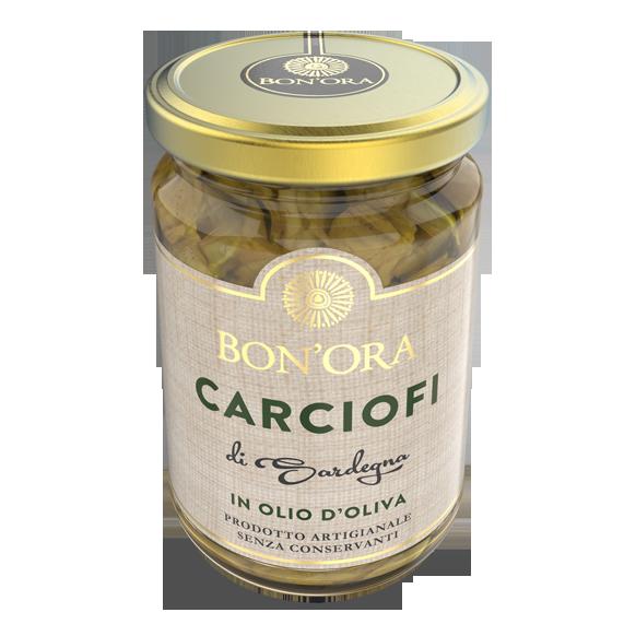 Carciofi Bon'Ora Prodotti di Sardegna