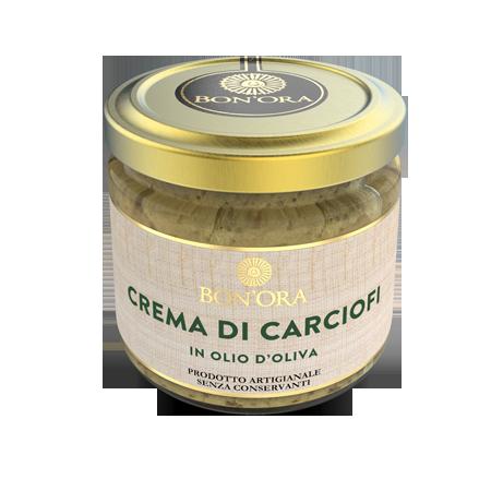 Crema di Carciofi Bon'Ora Prodotti di Sardegna PORTFOLIO