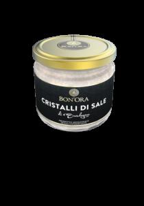 Cristalli di Sale marino integrale Bon'Ora Prodotti di Sardegna