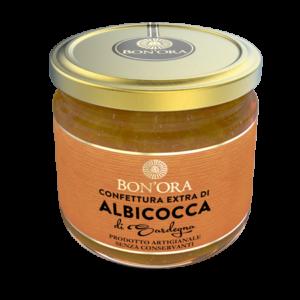 Confettura Extra di Albicocca Bon'Ora Prodotti di Sardegna