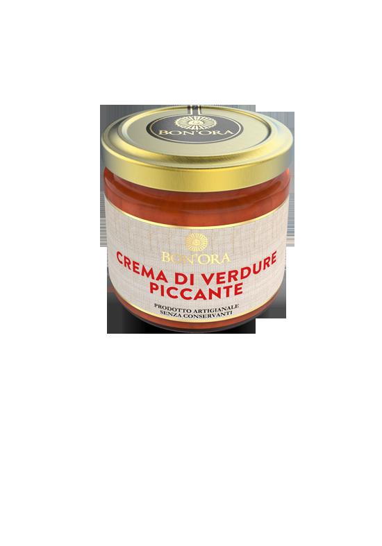 Crema di Verdure Piccante Bon'Ora Prodotti di Sardegna