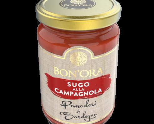 Sugo alla Campagnola Bon'Ora Prodotti di Sardegna PORTFOLIO
