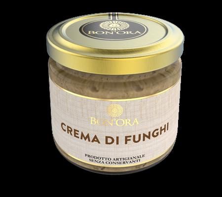 Crema di Funghi Bon'Ora Prodotti di Sardegna PORTFOLIO