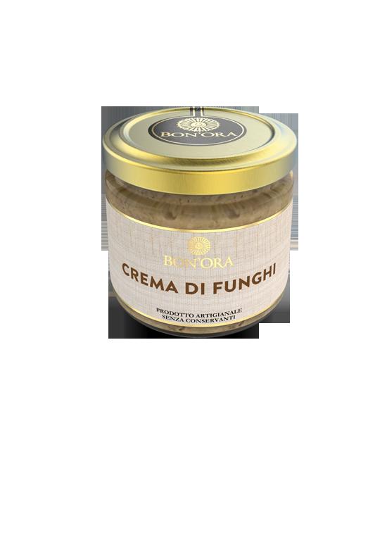 Crema di Funghi Bon'Ora Prodotti di Sardegna