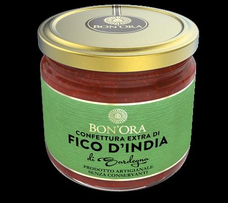 Confettura Extra di Fico d' India Bon'Ora Prodotti di Sardegna