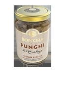 Funghi Bon'Ora Prodotti di Sardegna