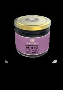 Confettura Extra di Mirto con Mela Bon'Ora Prodotti di Sardegna