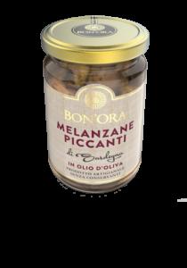 Melanzane Piccanti Bon'Ora Prodotti di Sardegna