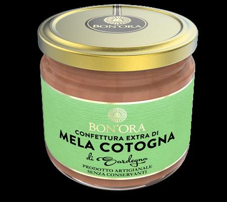 Confettura Extra di Mela Cotogna Bon'Ora Prodotti di Sardegna