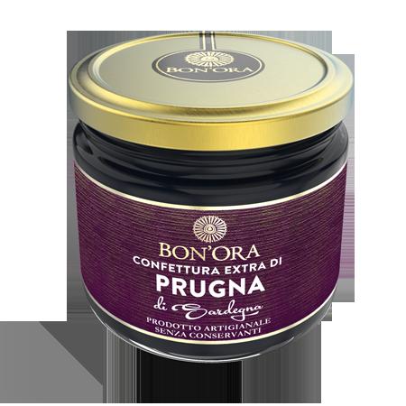 Confettura Extra di Prugna Bon'Ora Prodotti di Sardegna