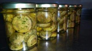 Carciofi alle spezie in olio di oliva Bon'Ora Prodotti di Sardegna