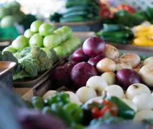 selezione verdure per Bon'Ora Prodotti di Sardegna