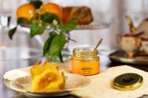 barattolo di marmellata di arancia Bon'Ora Prodotti di Sardegna