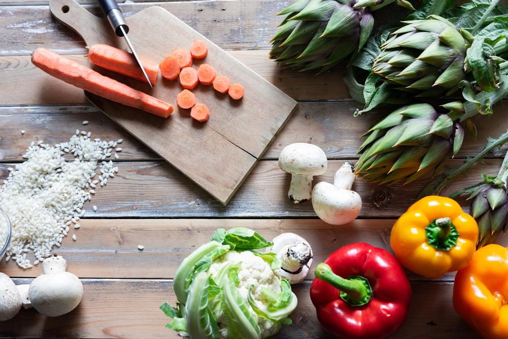 selezione verdure Bon'Ora Prodotti di Sardegna